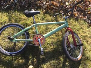 Ugly BMX 4 pegs
