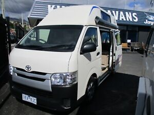 2017 Jayco TH.15-1 Freedom Campervan Moonah Glenorchy Area Preview