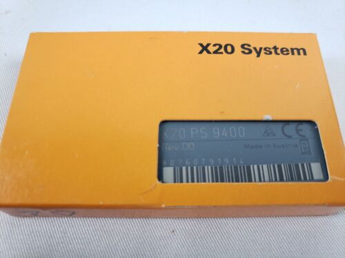 B R Automation X20PS9400 MODULE - $120.00