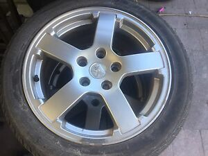 Holden Commodore SV6 17inch Wheels and Tyres FullSet Greenacre Bankstown Area Preview