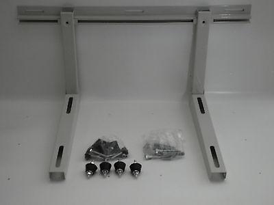 Klimaanlage Split Halterung für Aussengerät Wandkonsole mit Vibrationsdämpfer