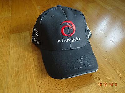 Alinghi Cap Basecap America's cup Mütze Seglermütze Mütze Sailing Cap NEU NEW
