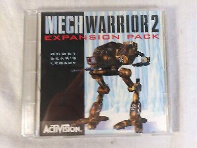 MECH WARRIOR 2 - 31st Century Combat - Mercenaries - Ghost Bear's Legacy