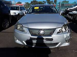 2006 IS250 SPORTS LUXURY 2.5 L AUTO 6 CLY Cabramatta Fairfield Area Preview