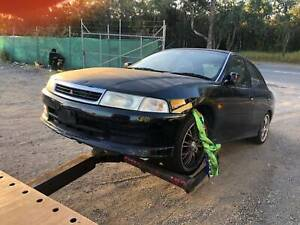 WRECKING 2000 MITSUBISHI LANCER FOR PARTS Willawong Brisbane South West Preview