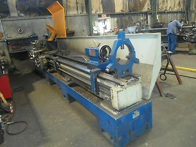 Toolmex-tarnow Tuj50m 157 Between Centers 15hp 220440v 3ph Engine Lathe Nice