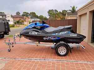 YAMAHA FZS SVHO 2015 SUPERCHARGED Bonnyrigg Fairfield Area Preview