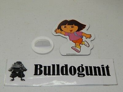 (2006 Dora The Explorer ABC Board Game Replacement Pawn w/ Stand Part Only)