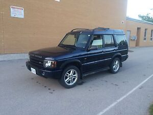 2003 Land Rover Discovery (priced to sell)