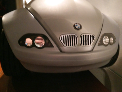 Genuine BMW Baby Racer ride on