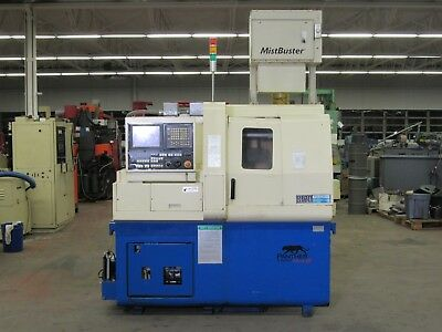 Tsugami Bf20 Cnc Swiss Screw Machine Lathe Id L-014