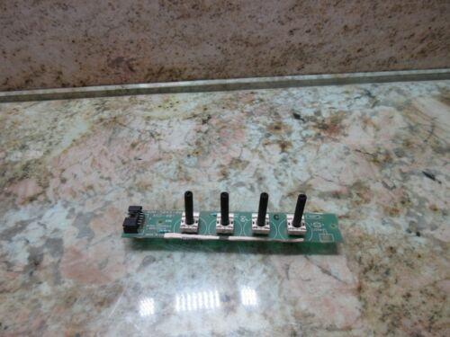 AYDIN CONTROLS CIRCUIT 400-5843-022 A ASD-001 9202