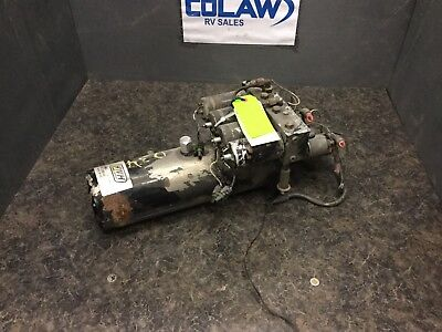 Used RV Motor Home HWH Hydraulic Leveling Pump AP0071 Assembly # AP1242