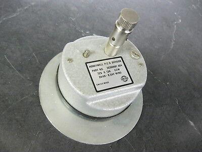 Honeywell Chart Recorder Drive Motor Mechanical Wind Up Ccw 24 Hr 9 Day Wind
