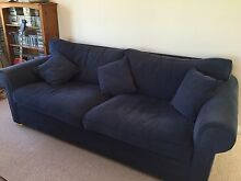 Sofa and armchair Lilyfield Leichhardt Area Preview