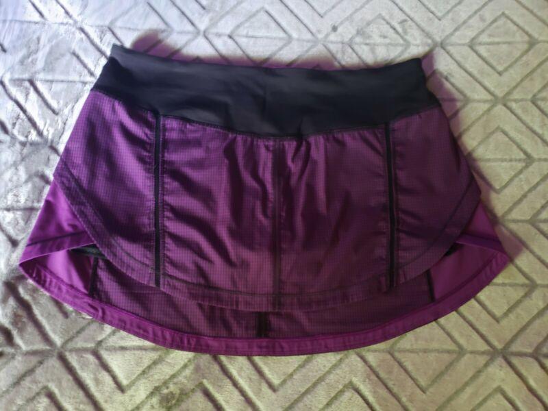 Lululemon Full Stride Skirt 10