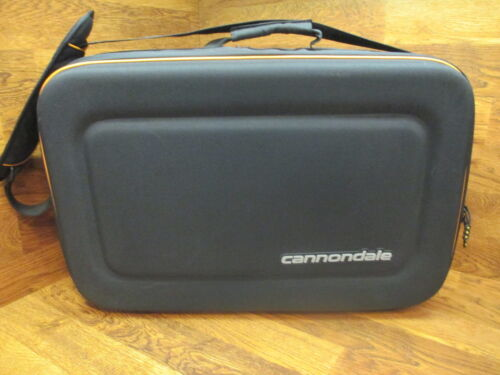 CANNONDALE REP DUAL SIDED TRAVEL CASE REMOVEABLE SI 1.5 STEM DISPLAY FOAM INSERT