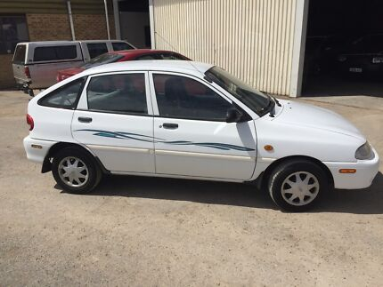 "Ford Festiva AUTO ""ONLY 160,000KM / FREE 1 YEAR WARRANTY"""