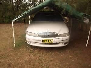 1998 Ford Fairlane Sedan Greta Cessnock Area Preview