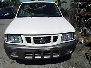 HOLDEN FRONTERA WAGON 2001 - 4X4 - V6 PETROL - MANUAL Wingfield Port Adelaide Area Preview