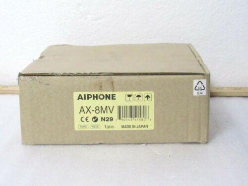 Aiphone AX-8MV Audio/Video Master Station [CTOKT]