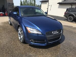2008 Audi TT FWD  2.0 turbo