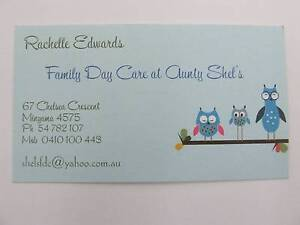 Aunty Shel's Family Day Care Minyama Maroochydore Area Preview