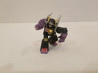 Transformers Robot Heroes KICKBACK INSECTICON figure Kick Back Generation 1 G1