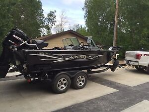 Great Deal on Exceptional Lund Fishing Boat