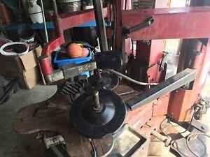 Machine a pneu coats modele 9024