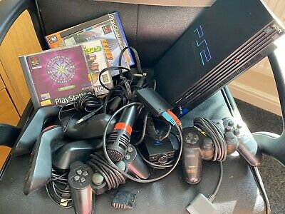 PlayStation 2  Console - PS2 Bundle