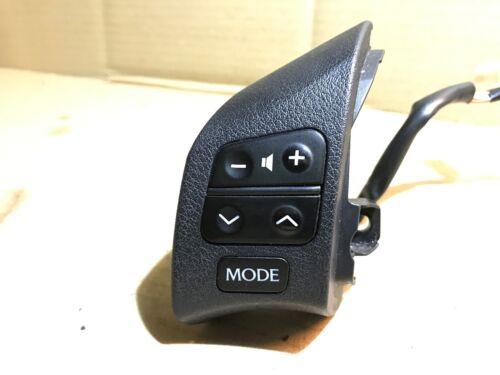 2005 - 2013 LEXUS IS220 IS250 STEERING WHEEL RADIO CONTROL BUTTON SWITCHES VOLUM