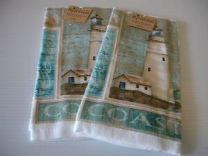 Lighthouse Kitchen Towels Ebay