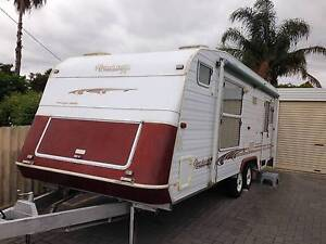2004 Roadstar Voyager 4000 Semi offroad Shower and toilet Perth Perth City Area Preview