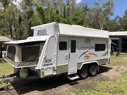 Jayco Expanda 17ft Outback Poptop 17.56-2 Narangba Caboolture Area Preview