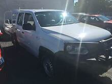 2012 VOLKSWAGEN AMAROK TDI400 CREW CAB (4X4 6SPD MANUAL) Rochedale South Brisbane South East Preview