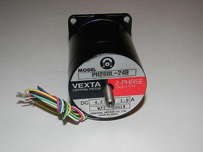 Vexta Ph268l-24b Stepping Motor Robotics 3d Printer Cnc.
