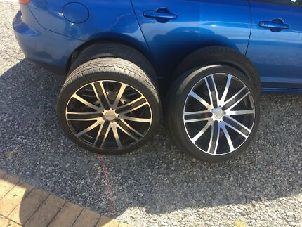20 inch anz wheels