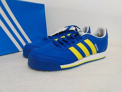 Adidas ORION  RARE Trainers VINTAGE 2013 Mens Size UK 8 # G65616  blue