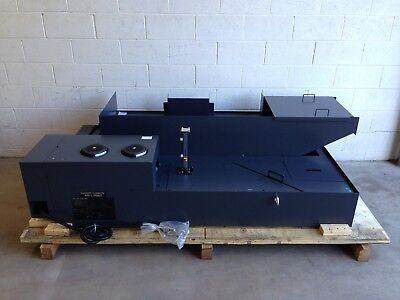 Makino Cnc Mill 420l Coolant Tank Duel Grundfos Pumps