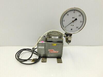 Dayton Speedaire 2z866 Vacuum Pump Air Compressor 115v 4.2a Airbrush E27-905