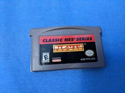 GBA - Pac-Man Classic NES Series - Loose