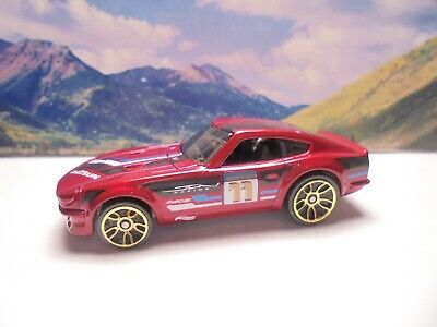 DATSUN 240Z    2019 Hot Wheels Mystery Cars Series    Red