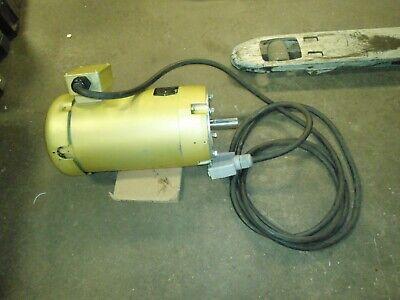 Baldor Reliance Vem3714t Electric Motor 10hp 230460v 3ph
