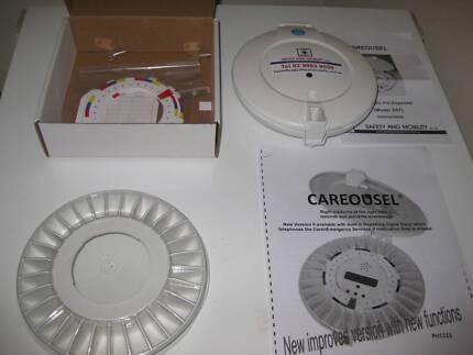 Careousel Electronic Pill Dispenser