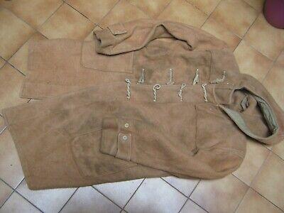 WW2 British Royal Navy Duffle Coat Vintage Rare