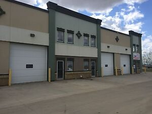 Shop space for sale or lease (Spruce Grove)