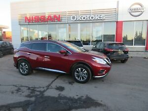 2017 Nissan Murano SV AWD, NAVIGATION, HEATED SEATS