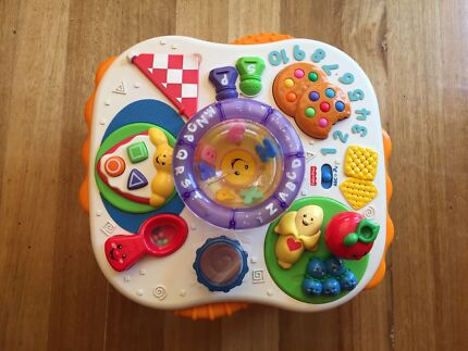 Fisher Price Learning Table Northcote Darebin Area Preview