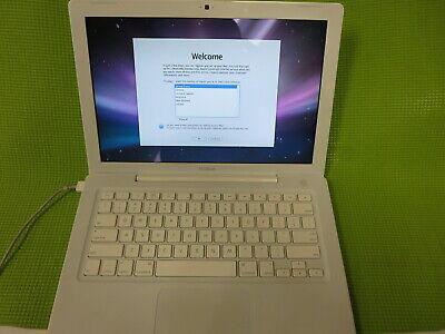 Apple MacBook A1181 Laptop MC240LL/A (Mid 2009) 2.13Ghz, 160GB, 4GB